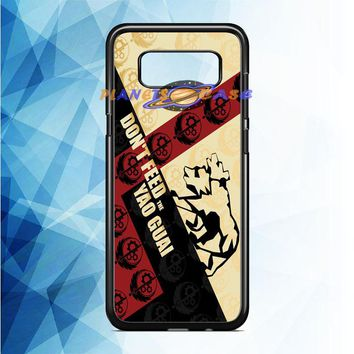 Don't Feed The Yao Guai Fallout brotherhood of steel Samsung Galaxy Note 8 Case Planetscase.com