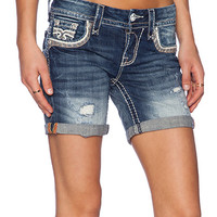 Rock Revival Luz RH12 Easy Rise Shorts
