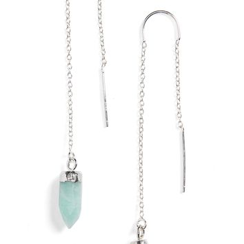 Karen London Drop It Threader Earrings | Nordstrom