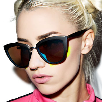 Quay Eyewear My Girl Sungalsses Black One