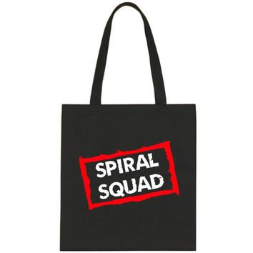 "Jersey Shore MTV ""Spiral Squad"" Tote Bag"