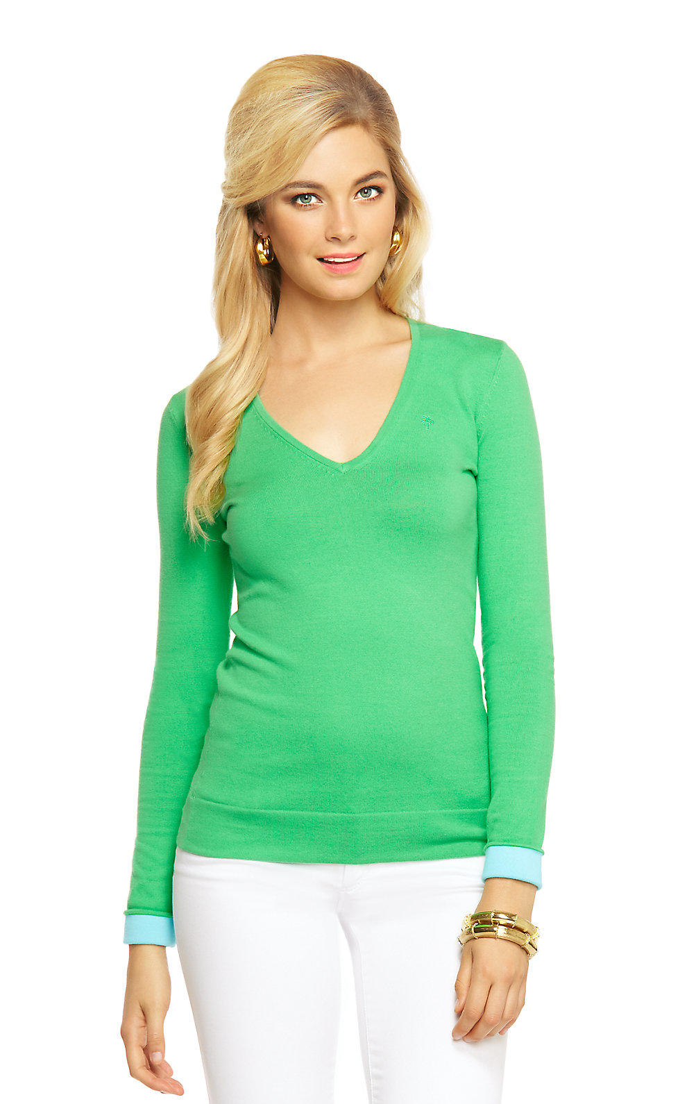 Bathroom accessories adelaide - Lilly Pulitzer Adelaide V Neck Sweater From Lilly Pulitzer