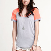Nollie Short Sleeve Scoop Neck Tee at PacSun.com