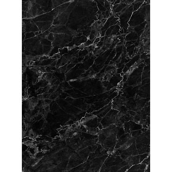 Printed Marble Black Backdrop - 1264