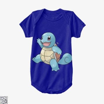 Squirtle, Pokemon Baby Onesuit