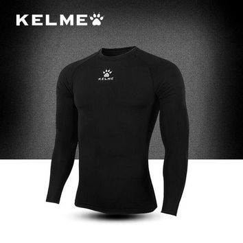 LMFLD1 Mens Compression Shirts Bodybuilding Skin Tight Long Sleeves Jerseys Clothings MMA Crossfit Exercise Workout Fitness Sportswear