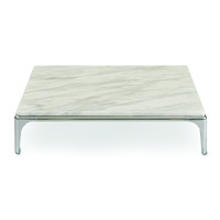 MARBRO Marble-Top Coffee Table