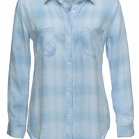 Rails Carter Shirt in Melange Plaid