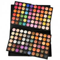 Professional 120 Colors Women Wedding Party Cosmetics Set Eyeshadow Makeup Palette