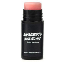 Super World Unknown solid perfume
