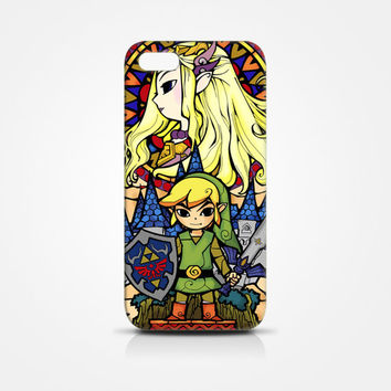Zelda Custom (3D) iPhone Case