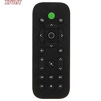 XFUNY(TM) Media Remote Control for Microsoft Xbox One - Works for Pandora, Netflix, In