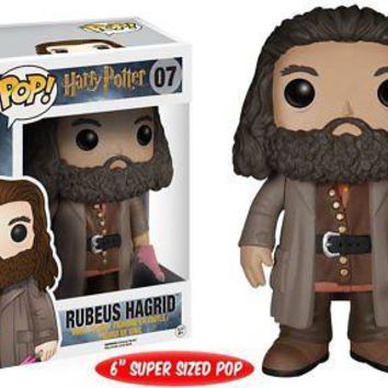 "Funko Pop Movies: Harry Potter - Rubeus Hagrid 6 "" Vinyl Figure"