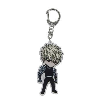 One Punch Man Genos Key Chain