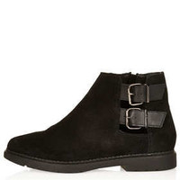 MAJESTIC Cut Out Boots - View All  - Shoes