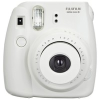 Buy Fujifilm Instax Mini 8 Instant Camera with 10 Shots - White at Argos.co.uk - Your Online Shop for Instant cameras, Cameras, Cameras and camcorders, Technology.