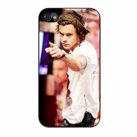 Harry Styles Pointing iPhone 4 Case