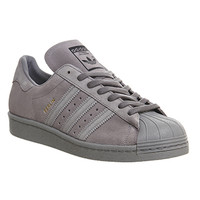 Adidas Superstar 80s City Pack Stone Grey Berlin - Unisex Sports
