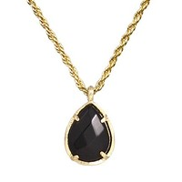 Kiri Necklace in Black - Kendra Scott Jewelry