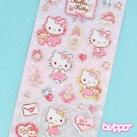 Hello Kitty Stickers - Makeup & Accessories