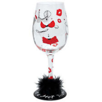 Lolita Love My Wine Glass, Hot Mama