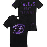 Baltimore Ravens Bling Tee - PINK - Victoria's Secret