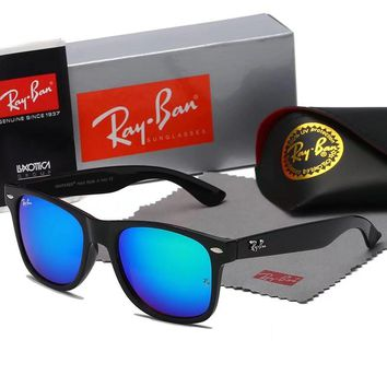 [FREE SHIPPING] Ray-Ban WAYFARER POP RB2140-19 Sunglasses