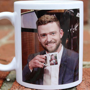 Justin Timberlake | Jimmy Fallon | Ultimate Inception | Mug