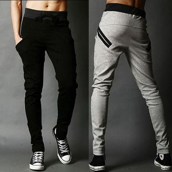 Mens Slim Fit Jogger Sports Pants