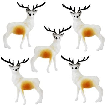 Mountain Deer Toppers