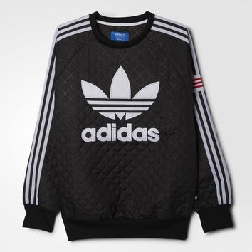 adidas Planetary Power Pullover - Black | adidas US
