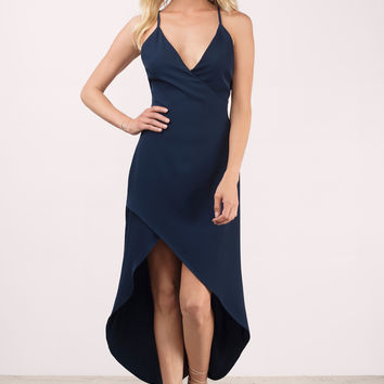 Chasing Love Tulip Midi Dress