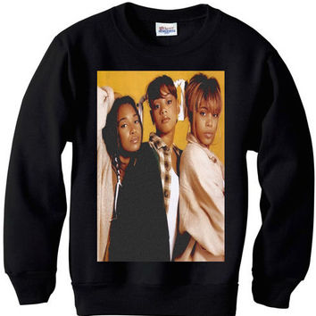 tlc t boz chili left eye fresh prince tshirt hipster sweater sweatshirt lana drake will smith