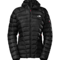 The North Face Women's Jackets & Vests INSULATED GOOSE DOWN WOMEN'S QUINCE HOODED JACKET