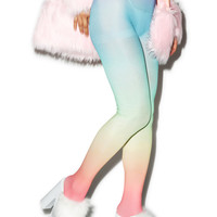 Dream Bags Pretty In Pastel Tights One