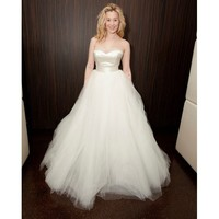 Kellie Pickler's Gorgeous Wedding Dress Celebrity Wedding Dress