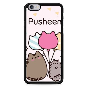Pusheen The Cat Baloon iPhone 6/6S Case