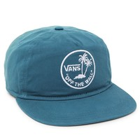 Vans Dipped Unstructured Snapback Hat - Mens Backpack - Blue - One