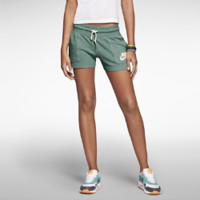 Nike Gym Vintage Women's Shorts - Diffused Jade