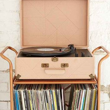 Crosley X UO AV Room Geo Portable USB Vinyl Record Player