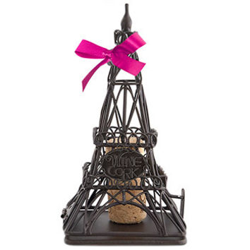 The Original Cork cage Eiffel Tower Ornament by Epic Products