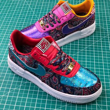 Nike Air Force 1 Low Af1 Craig Sager Sport Shoes - Best Online Sale
