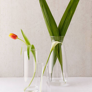 Willow Wisp Glass Vase | Urban Outfitters
