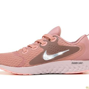 Nike Legend React + Crystals - Pink