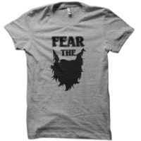 Fear The Beard T-Shirt from These Shirts