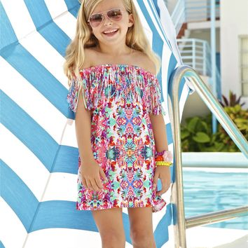 Little Peixoto Audrey Dress - Island Garden