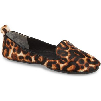 Yosi Samra Silva Genuine Calf Hair Loafer (Women) | Nordstrom