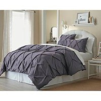 Pinched Pleat Comforter Set - Threshold™ : Target