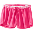 Under Armour Play Up Shorts - Neon Pink - 3