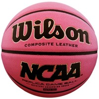 "Wilson NCAA Replica Pink Basketball (28.5"") - Dick's Sporting Goods"